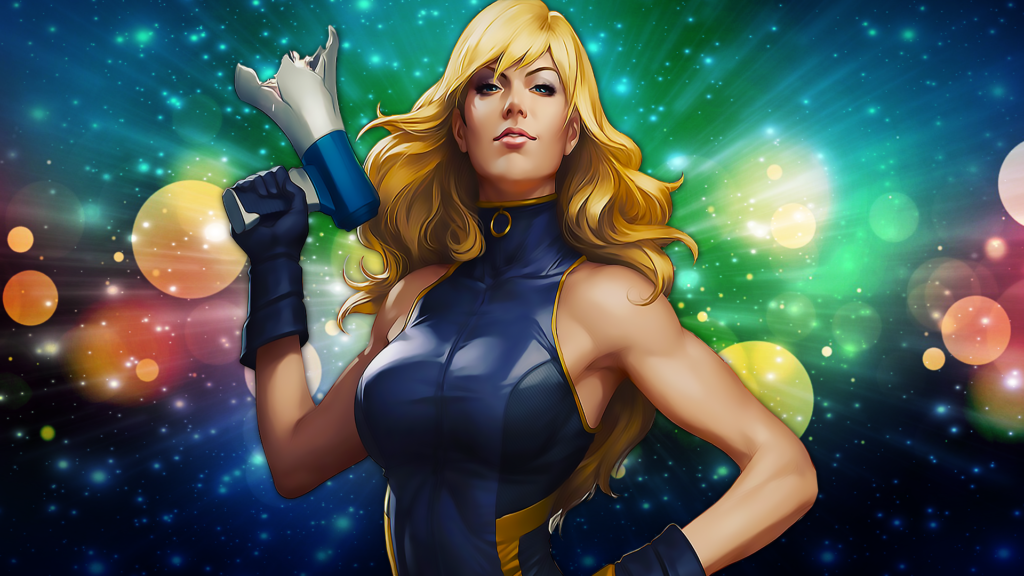 24 fun and interesting facts about black canary tons of - Female cartoon characters wallpapers ...
