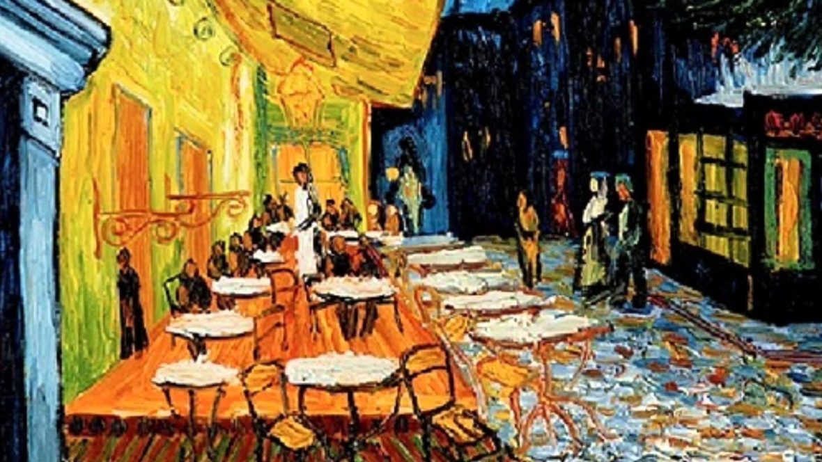 21 Interesting And Fun Facts About The Cafe Terrace At