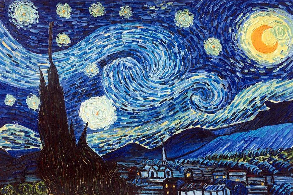 25 Fun And Interesting Facts About The Starry Night Painting