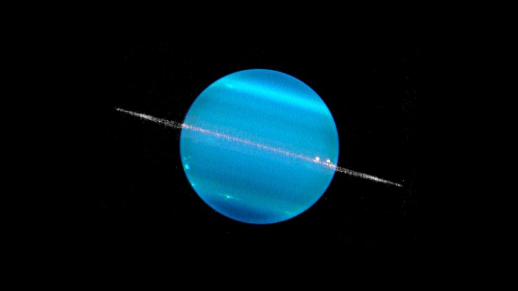 30 Fun And Interesting Facts About The Planet Uranus