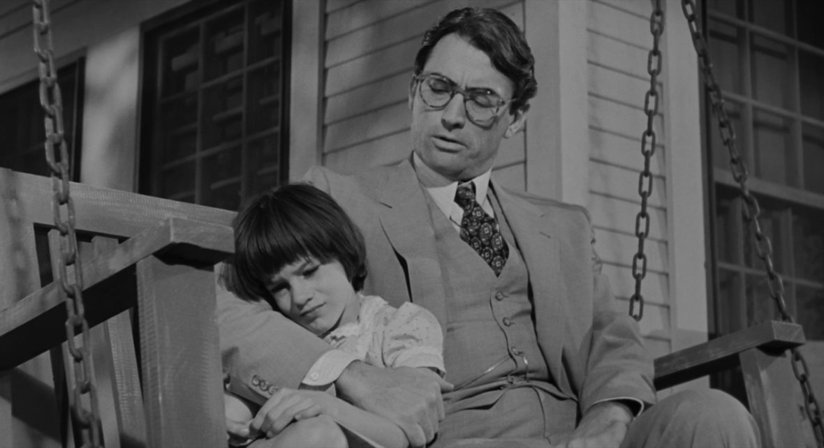 what is the movie to kill a mockingbird about
