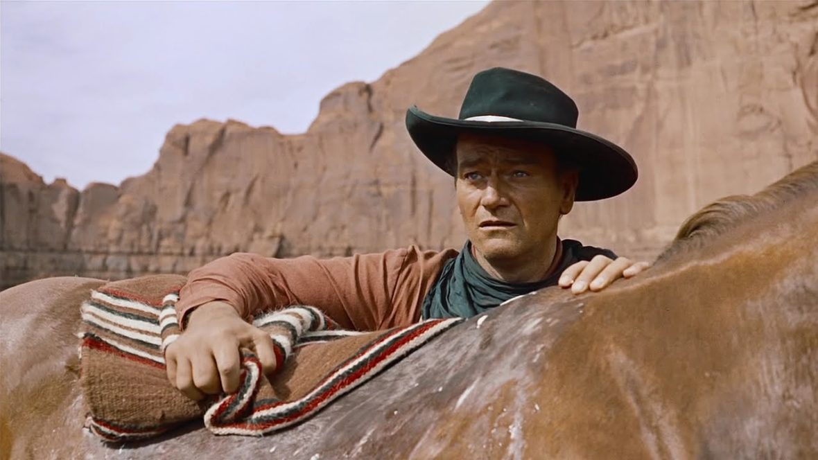 Image result for john wayne in the searchers