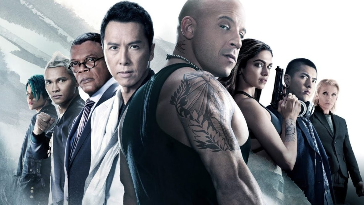 Xxx Return Of The Xander Cage