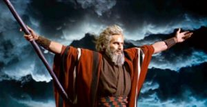 who was moses parents