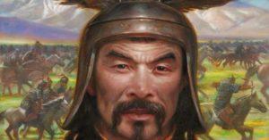 genghis khan kills