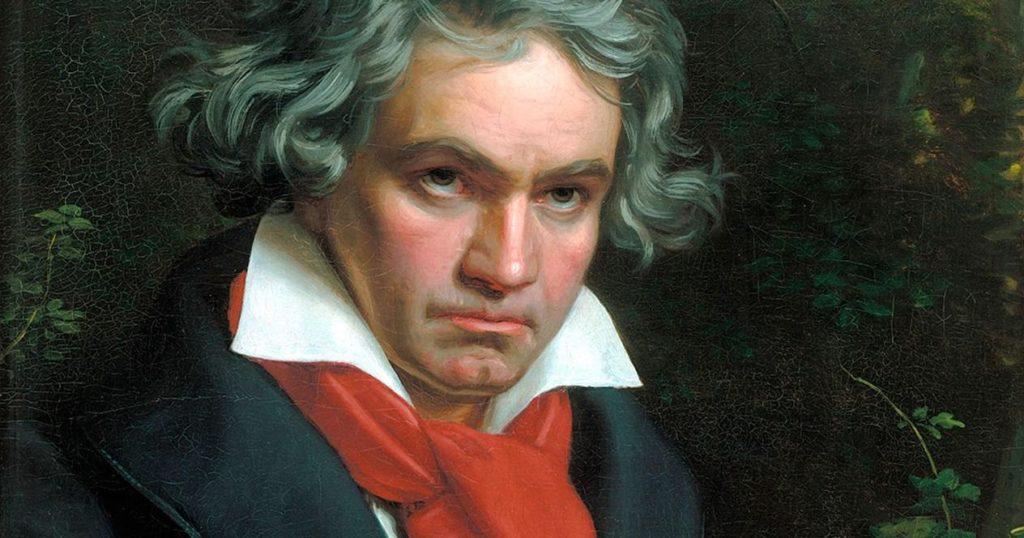 Ludwig Van Beethoven Soittaa Radiossa