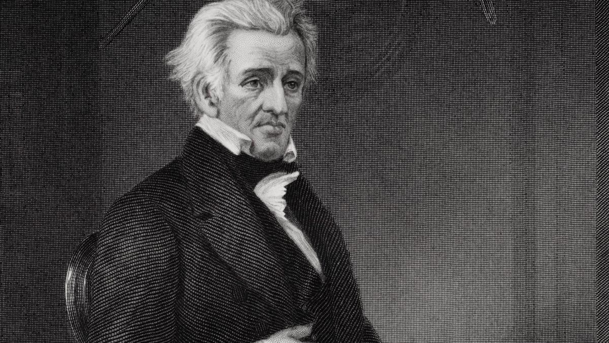 the policies of andrew jackson and thomas jefferson Mr kaplan talked about how thomas jefferson's foreign policy was developed and practiced  and the last in this series will focus on andrew jackson  thomas jefferson's life and career.