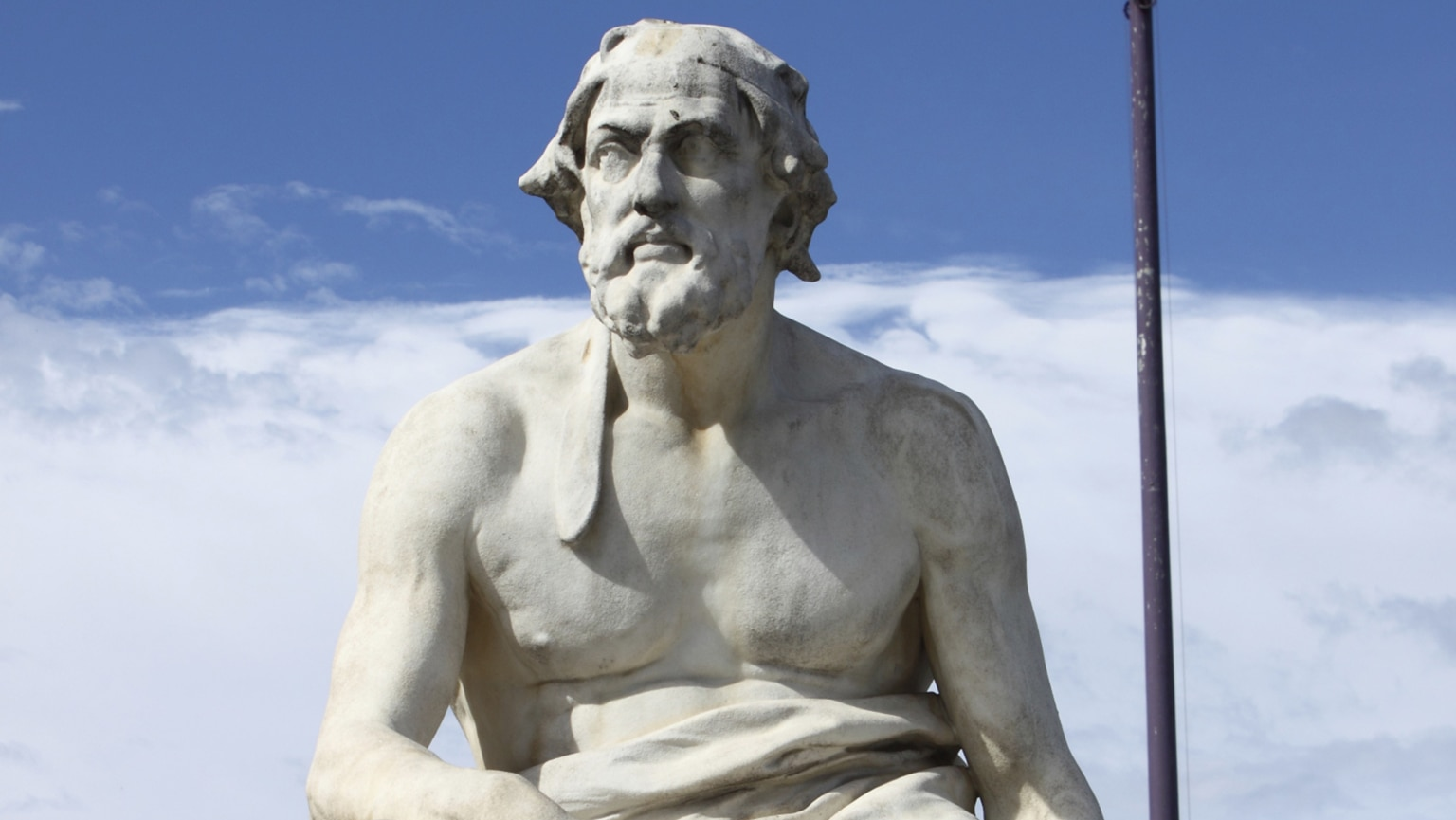 thucydides He who learns must suffer and even in our sleep pain that cannot forget falls drop by drop upon the heart, and in our own despair, against our will, comes wisdom to us by the awful grace of god.