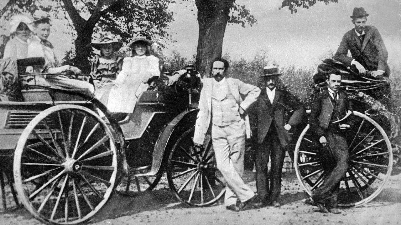 Karl Benz: biography and interesting facts