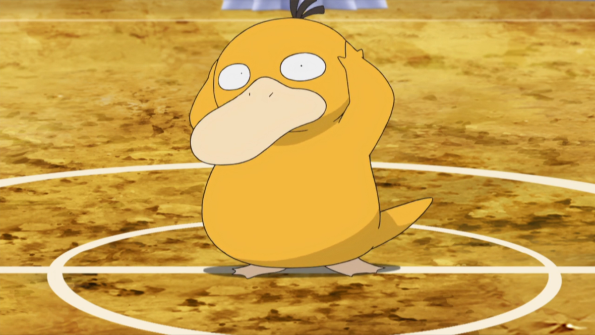 25 Fun And Fascinating Facts About Psyduck From Pokemon - Tons Of Facts