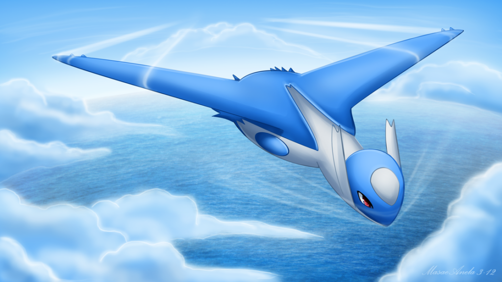 27 Awesome And Interesting Facts About Latios From Pokemon Tons Of Facts