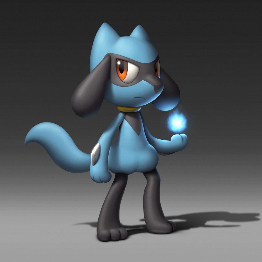 Pokemon Riolu