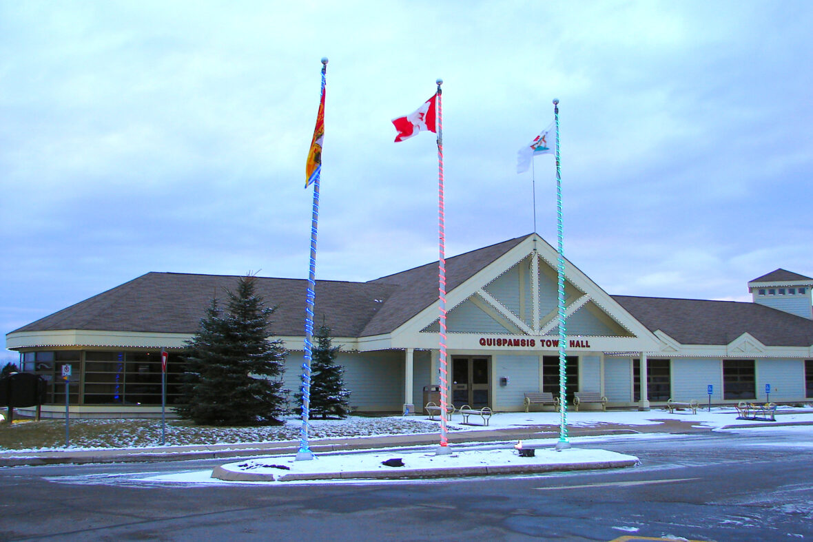 Quispamsis uses anti-discrimination act to defend pro